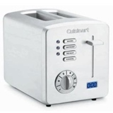 Cuisinart toaster with countdown timer