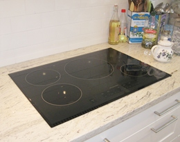 Our Induction Cooking Stovetop