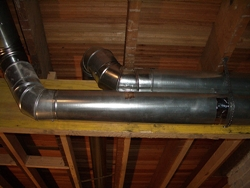 Uninsulated ducts