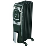 Oil filled space heaters green energy efficient homes for Green heaters for home