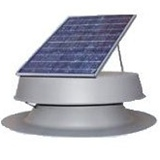 Solar Powered Air Conditioning Green Energy Efficient Homes