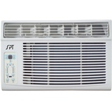 SPT 6,000 BTU Energy-Star Window Air Conditioner