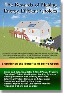 The rewards of making energy efficient choices