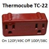 Thermo Cube TC22 120F/100F, 49C/38C